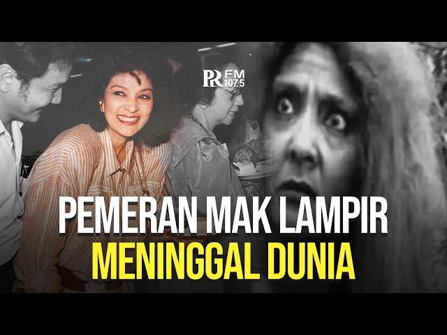 Innalilahi, Pemeran Mak Lampir Dalam Serial Misteri Gunung Merapi Farida Pasha Berpulang
