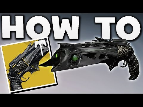 Destiny - HOW TO GET YEAR 3 THORN EASY !!