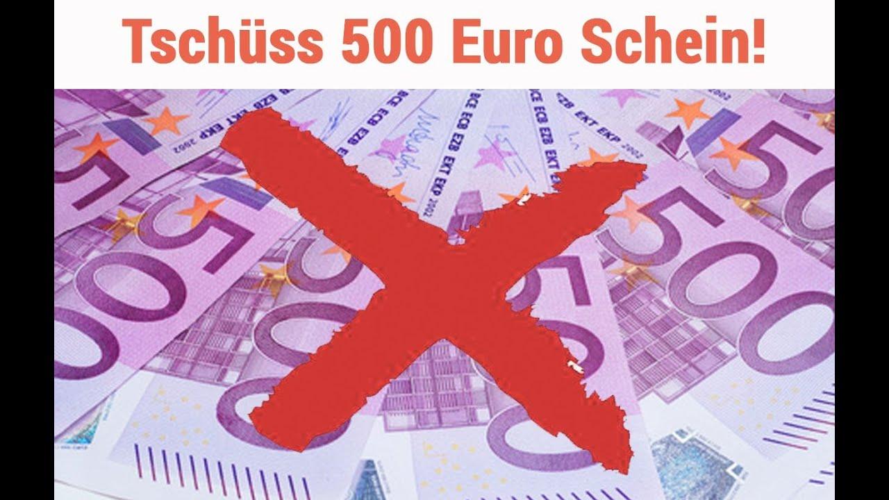 abschaffung 500 euro schein 500 euro schein ade youtube. Black Bedroom Furniture Sets. Home Design Ideas