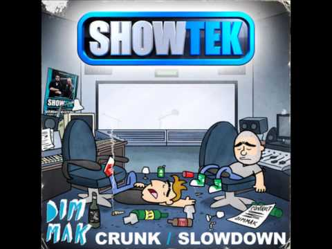 Showtek - Slow Down (Original Mix)