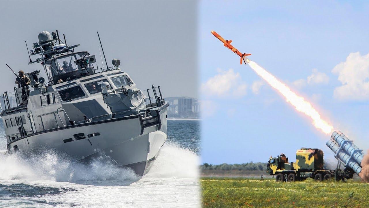 Привет флоту РФ: Катера Mark VI для ВМСУ и Нептун уже в следующем году