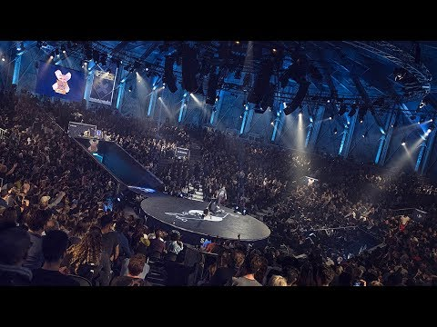 Red Bull BC One World Final 2017: Amsterdam, Netherlands