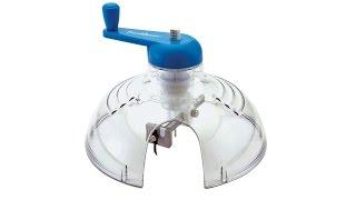 Cutter Logan Circle Cutter pour ronds diam. 2,5-15 cm