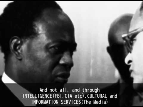 Kwame Nkrumah Speaks of the ILLUMINATI