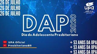 DAP - Dia do Adolescente Presbiteriano