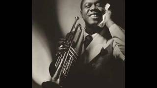 Recorded in New York, July 24, 1951 by Louis Armstrong (vocal, trum...