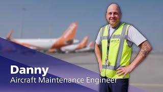 Airport Stars: Vliegtuigonderhouds-technicus Danny