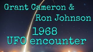 Grant Cameron and Ron Johnson (The Flying Craft)