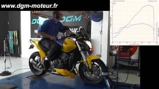 HONDA HORNET 600 cc - Dijon Gestion Moteur