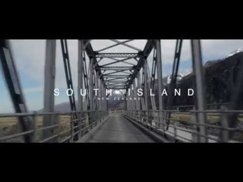 New Zealand - The South Island - Road Trip 2015