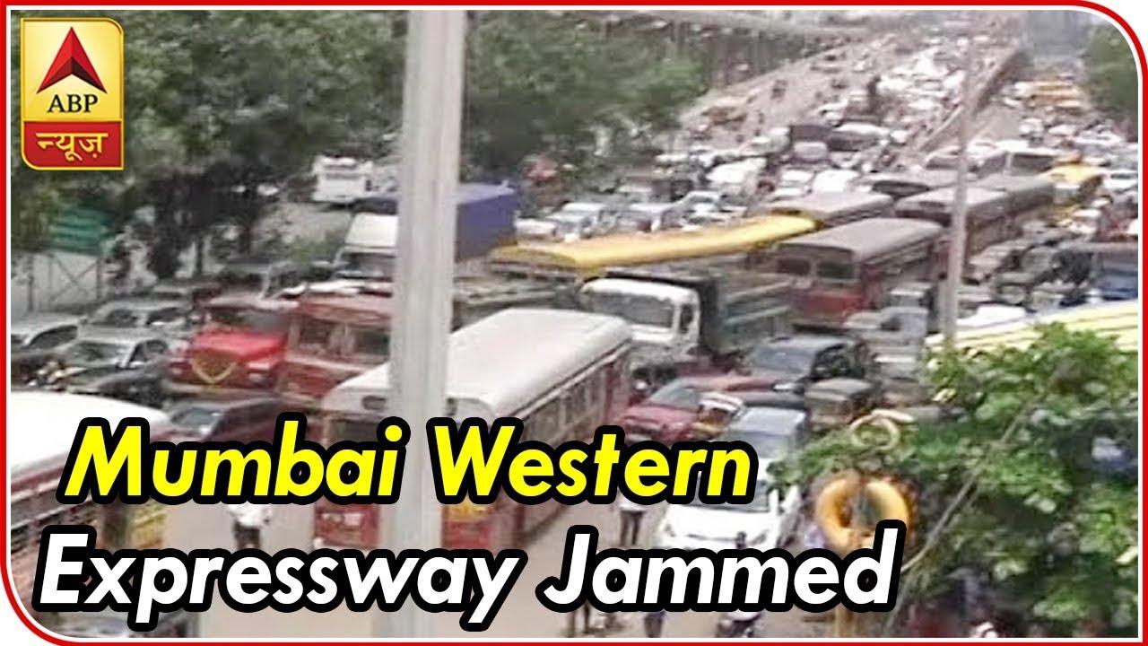 Download Congress Bharat Bandh: Mumbai's Western Expressway JAMMED   ABP News