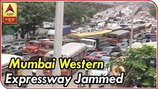 Congress Bharat Bandh: Mumbai's Western Expressway JAMMED | ABP News