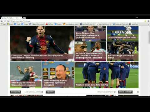 Champions League; PSG-Barcellona e Porto-Bayern | Radio streaming