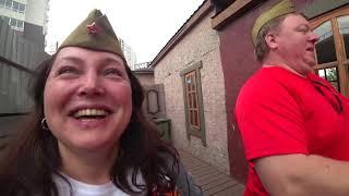 Мой первый День Победы в Москве