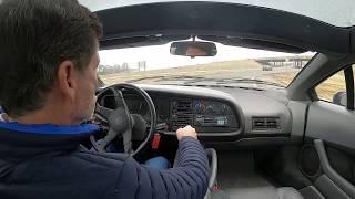 1994 Jaguar Xj220 driving