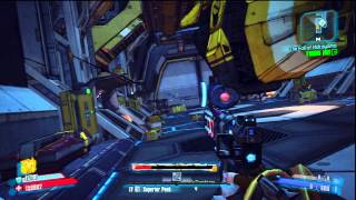 Borderlands 2 treasure room live farming shock infinity pistol 3 of 100