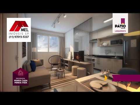 Apartamento Dois Dormitorios Em Cambuci Patio Central 96572 0039