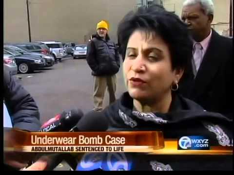Underwear bomber sentenced