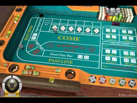 Optimal Craps Strategy