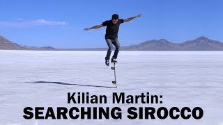 Kilian Martin: Searching Sirocco