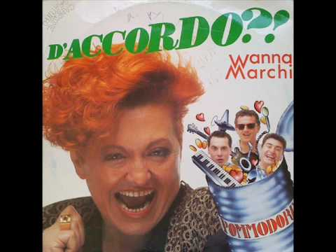 Wanna Marchi D Accordo Single Version 1989 Youtube