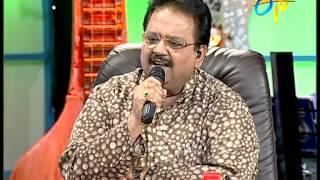 Jhummandi Naadam - (S. P. Balasubrahmanyam) Episode - 12
