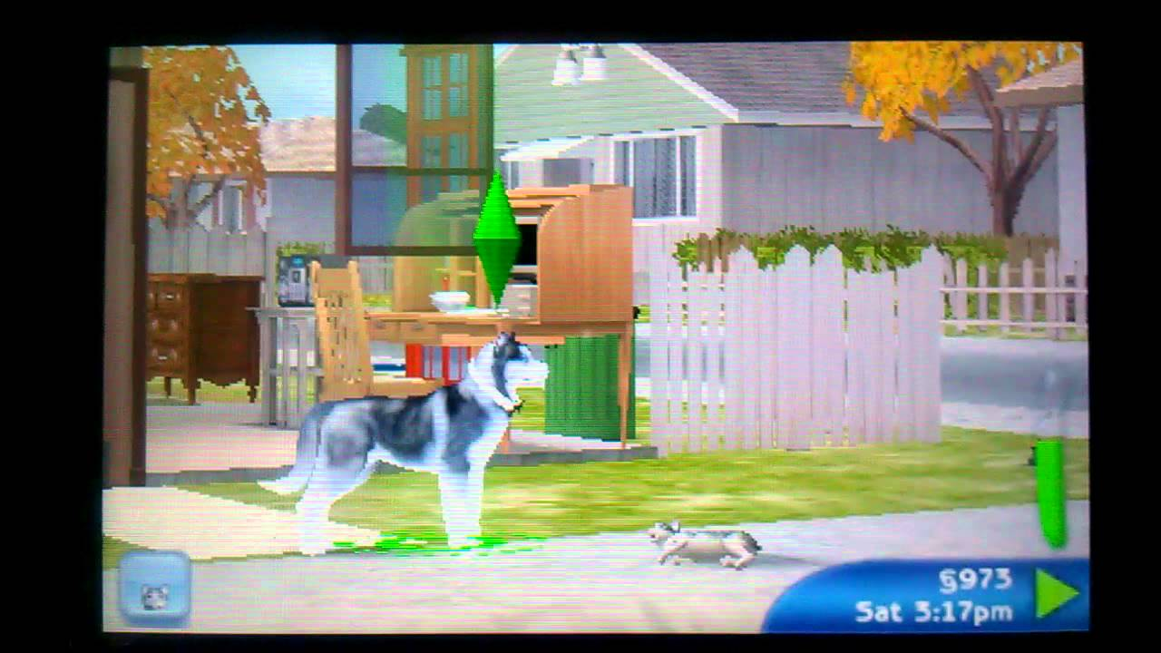 The Sims 3: Pets for 3DS - GameFAQs