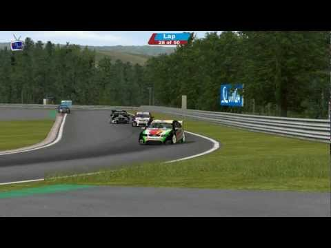 V8 Supercars IronMan @ Hungaroring 2011