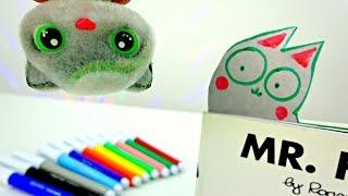 Поделки: Закладка для Тоси. Игрушки для детей