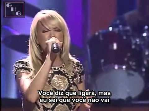 159   Carrie Underwood   I Know You Won't   Legendado arc