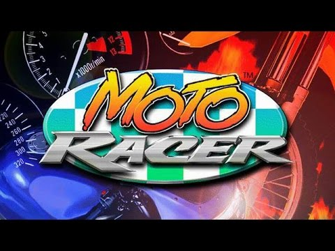 Moto Racer 1 (1997) ALL TRACKS in HD   Championship