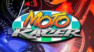 Moto Racer 1 (1997) ALL TRACKS in HD | Championship