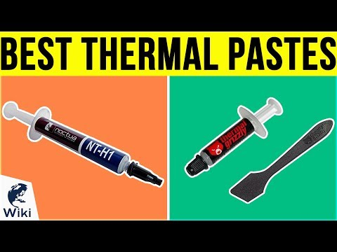 10 Best Thermal Pastes 2019