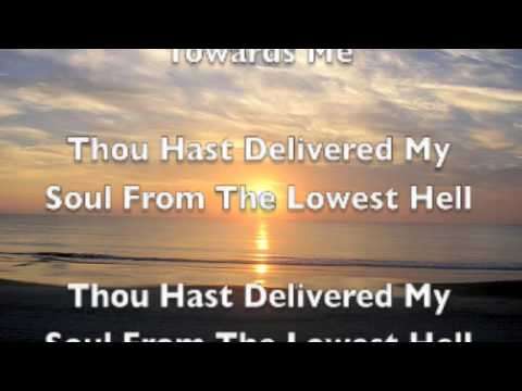 Teach Me Thy Ways Oh Lord ~ By Jerry Gadwa (With Lyrics)