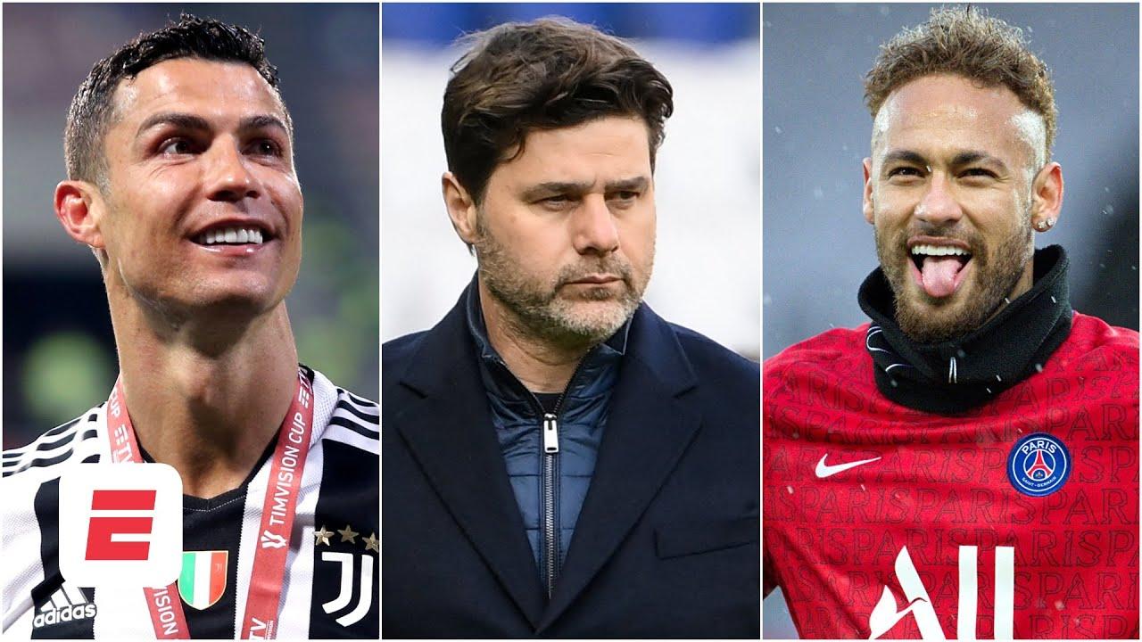 Cristiano Ronaldo and Neymar at PSG? Talk about a 'massive headache' for Pochettino! | ESPN FC