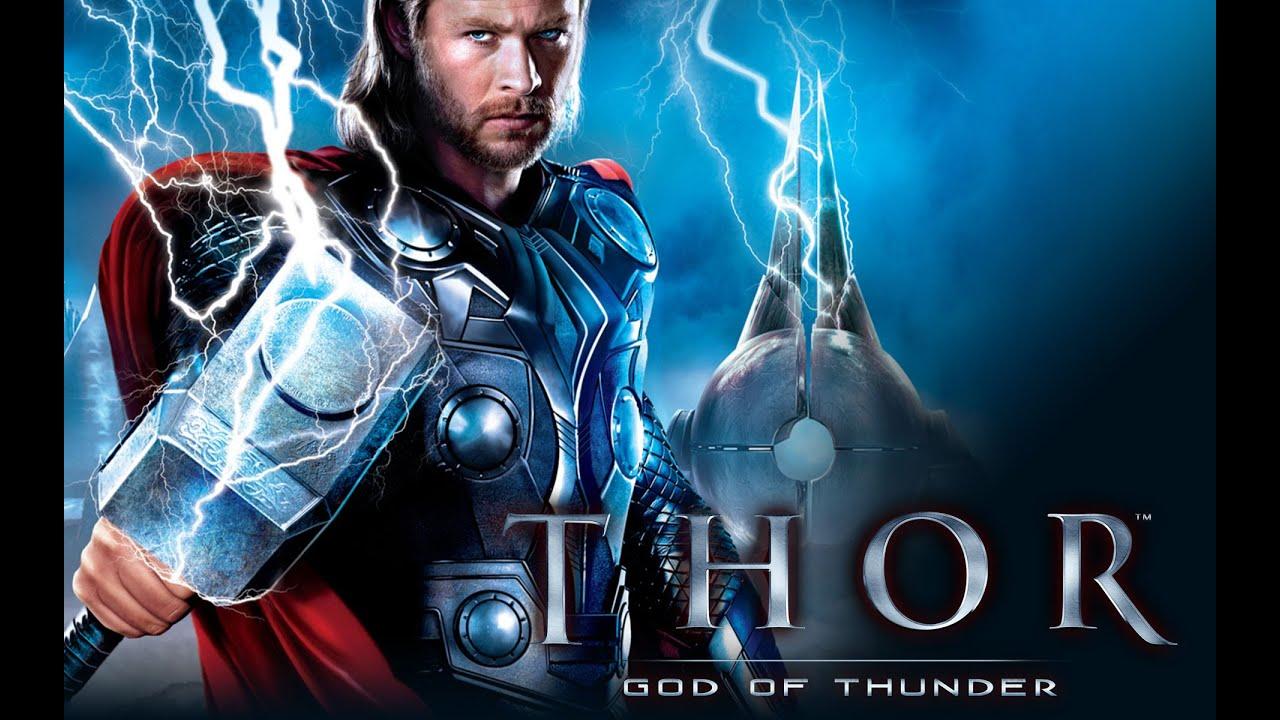 Marvel Superheroes 3d Wallpapers Thor God Of Thunder Full Movie All Cutscenes Cinematic
