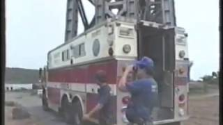FDNY Rescue 3 Water rescue shout 07 01 91