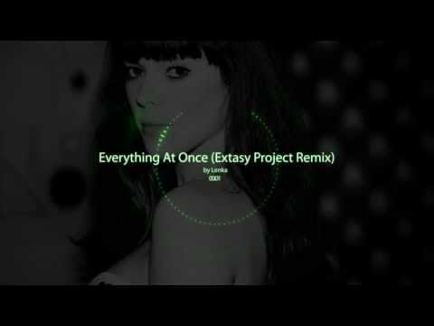 Lenka - Everything At Once (Extasy Project Remix)