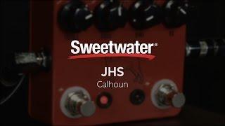 JHS Calhoun Overdrive Pedal Review