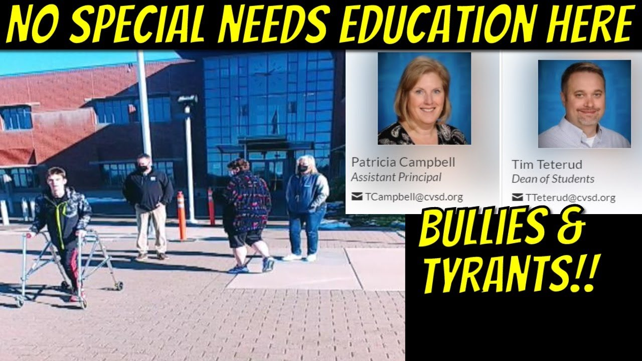 School District Denies Special Needs Student Access Education - Bullying and Retaliation Tactics