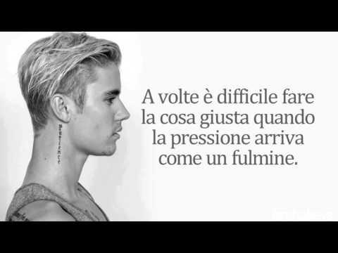 Justin Bieber  Ill Show You Traduzione Italiana