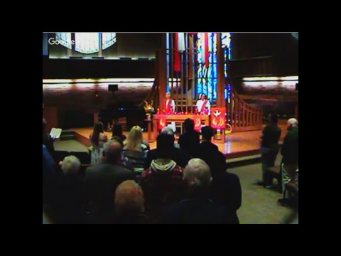 CUMC worship 5-20-18, 9:00am