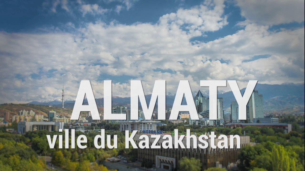 Almaty rencontres