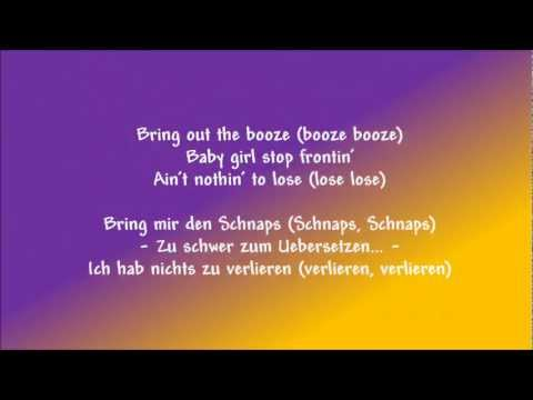 Video Roulette lyrics übersetzung