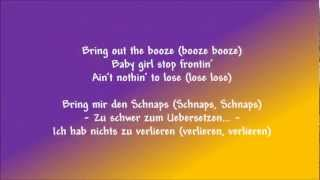 T-Pain - Turn All The Lights On ÜBERSETZUNG mit engl. Songtext [FULL HD]