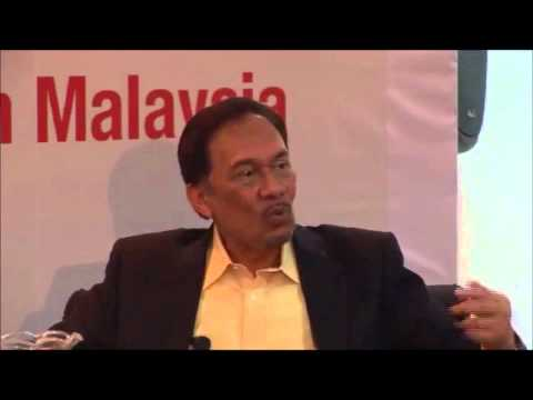 Int. Lecture #1 - Datuk Seri Anwar Ibrahim - Akses terhadap Keadilan: Pengalaman Malaysia