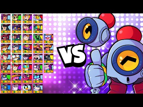 Nani 1v1 Vs EVERY Brawler | The Strongest Brawler EVER!