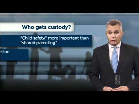 Opinion split over custody law changes