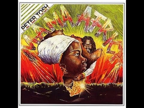 PETER TOSH - Peace Treaty (Mama Africa)