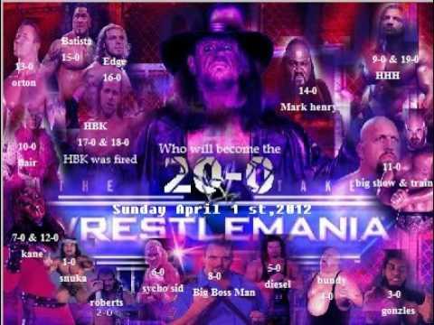 Undertaker Wallpaper 20 0